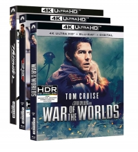 Tom Cruise 4K UHD Giveaway