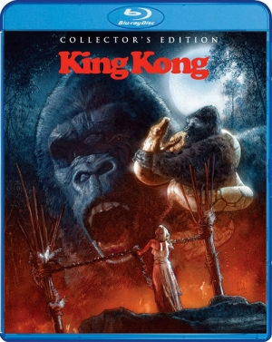 King Kong (1976) Blu-ray Disc