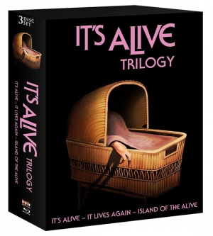 It's Alive Trilogy (Blu-ray Box Set) from Scream Factory