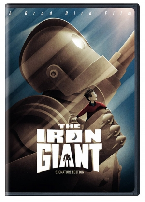 The Iron Giant: Signature Edition DVD