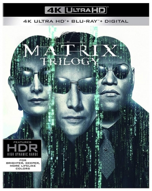 The Matrix Trilogy (4K Ultra HD)