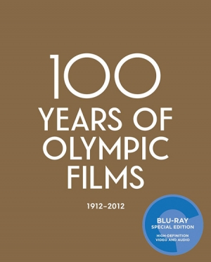 100 Years of Olympic Film (Criterion Blu-ray Disc box set)