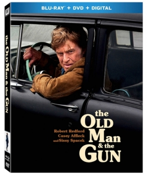 The Old Man and the Gun (Blu-ray Disc)