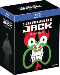Samurai Jack: The Complete Series (Blu-ray Disc)