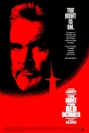 The Hunt for Red October (one sheet)