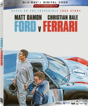 Ford v Ferrari (Blu-ray Disc)