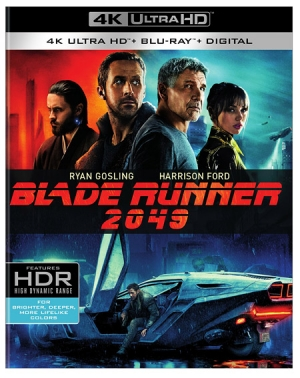Blade Runner: 2049 (4K Ultra HD)