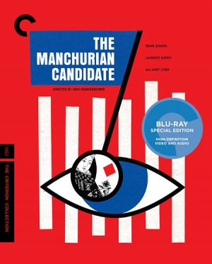 Criterion's The Manchurian Candidate