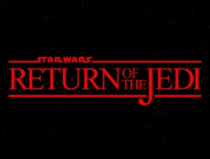Return of the Jedi (1983 logo)