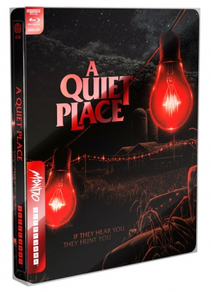 A Quiet Place (Mondo X Steelbook Blu-ray)
