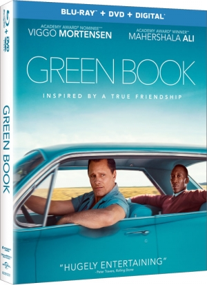 Green Book (Blu-ray Disc)