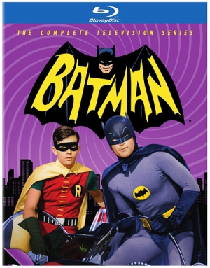 Batman: The Classic Series - Regular Edition BD