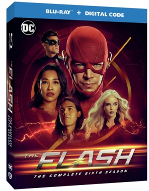 The Flash: The Complete Sixth Season (Blu-ray Disc)