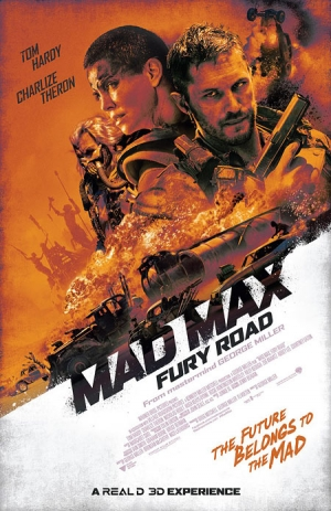 Max Mad: Fury Road Blu-ray review