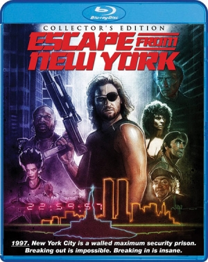 Scream's Escape from New York: CE