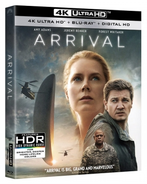 Arrival 4K Ultra HD Blu-ray