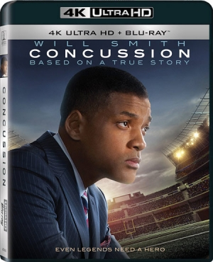 Concussion 4K Ultra HD Blu-ray
