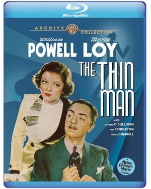 The Thin Man (Blu-ray Disc)