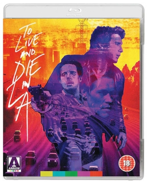 Arrow Video's To Live and Die in L.A. Blu-ray