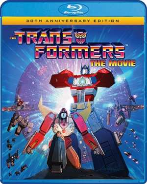 Transformers: The Movie on Blu-ray