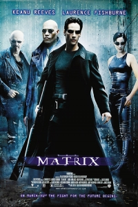 The Matrix one sheet