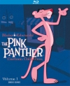 The Pink Panther Cartoon Collection - Volume 1 (Blu-ray Disc)
