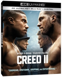 Creed II (4K Ultra HD Blu-ray)