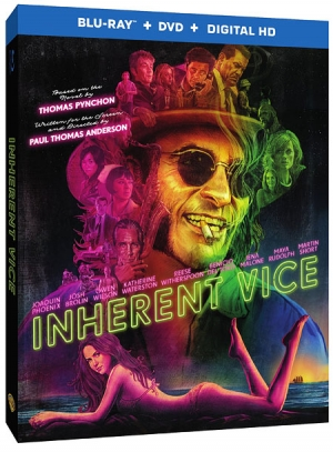 Inherent Vice on Blu-ray
