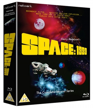 Space: 1999 - Series Two (UK Blu-ray)
