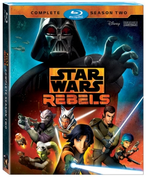 Star Wars: Rebels - Season Two on Blu-ray