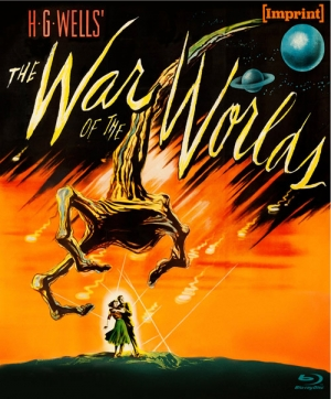 The War of the Worlds (Australian Blu-ray Disc)