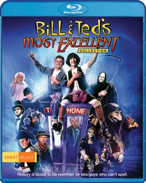Bill & Ted's Most Excellent Collection Blu-ray