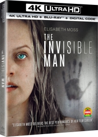 The Invisible Man (4K Ultra HD)
