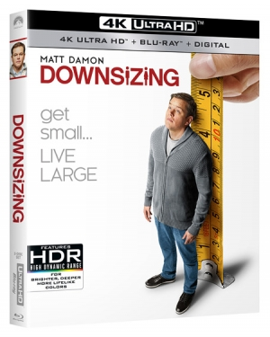 Downsizing (4K Ultra HD)