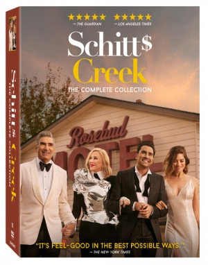 Schitt's Creek: The Complete Collection (DVD)