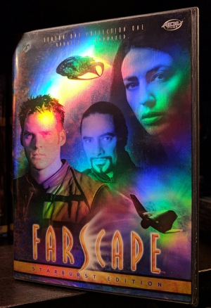 Farscape: Starburst Edition – 4-disc versions (2004)