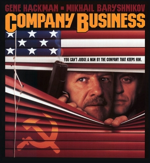 Company Business coming to Blu-ray