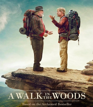 A Walk in the Woods on Blu-ray
