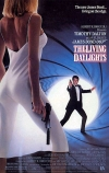 The Living Daylights one sheet