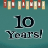 Tim Salmons celebrates 10 Years at The Bits!