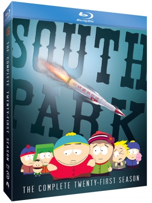 South Park: Season 21 (Blu-ray Disc)