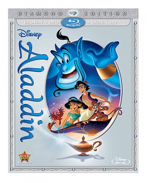 Aladdin: Diamond Edition on Blu-ray