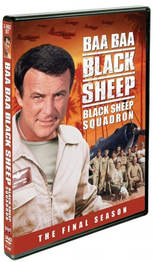 Baa Baa Black Sheep: The Final Season (DVD)