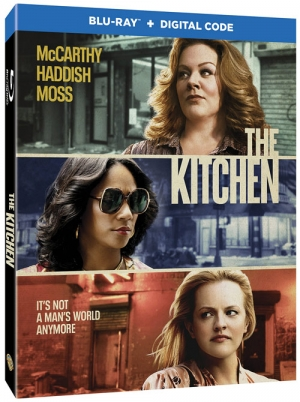 The Kitchen (Blu-ray Disc)