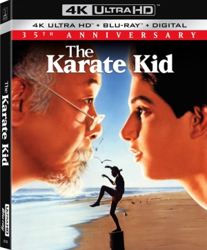The Karate Kid in 4K Ultra HD