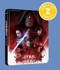 Star Wars: The Last Jedi (4K Ultra HD - Zavvi Steelbook exclusive)