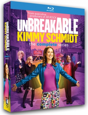 Unbreakable Kimmy Schmidt: The Complete Series (Blu-ray)
