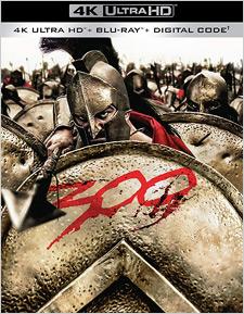 300 (4K UHD Review)