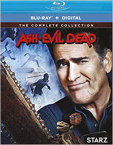 Ash vs Evil Dead: The Complete Collection (Blu-ray Review)
