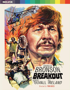 Breakout (Blu-ray Review)